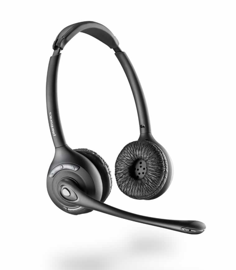 106309a2e4e ... Inalámbricos / Para teléfonos fijos / Plantronics CS520. 🔍. Plantronics  CS520 auricular