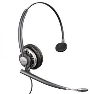 Auriculares Plantronics con cable