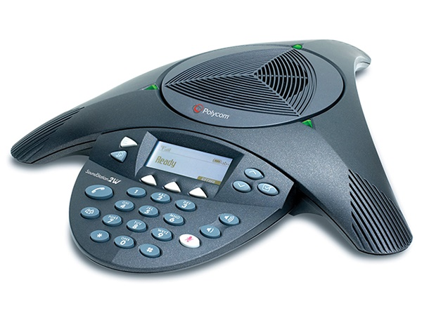 Polycom Soundstation2 con display