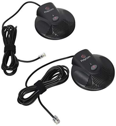 Altavoces externos de equipo de audioconferencia